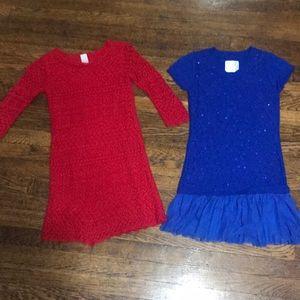 Girls size 10-12 Dresses